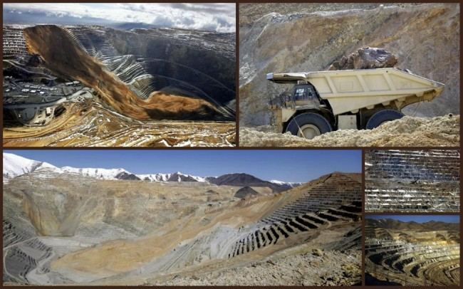 Bingham Canyon Mine #7