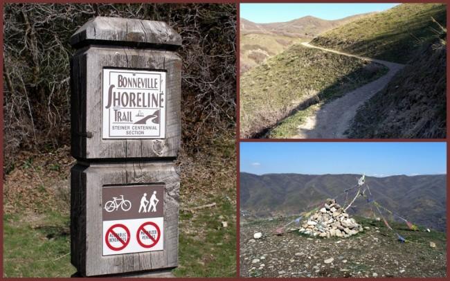 Bonneville Shoreline Trail 4