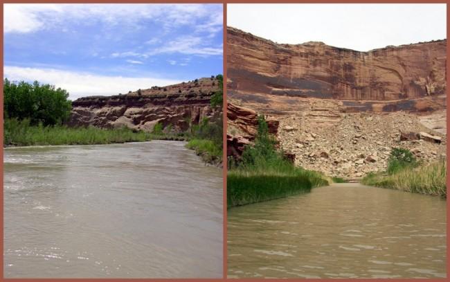 San Rafael River #1