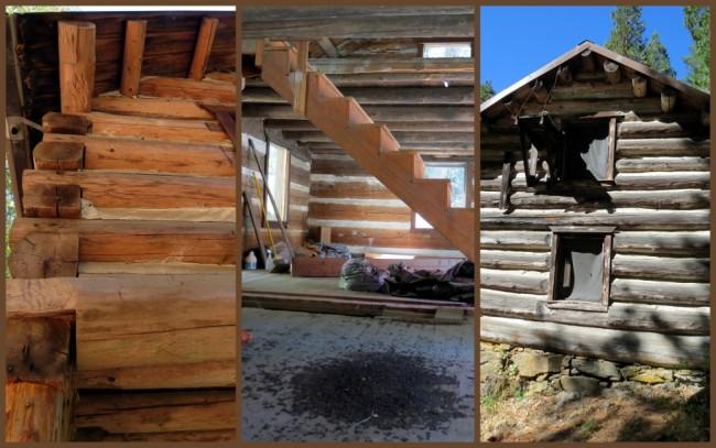 Western Traveler Org Harlow Cabin California
