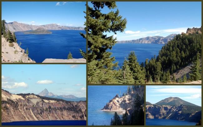Crater Lake #1