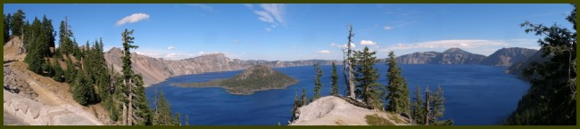 Crater Lake #3