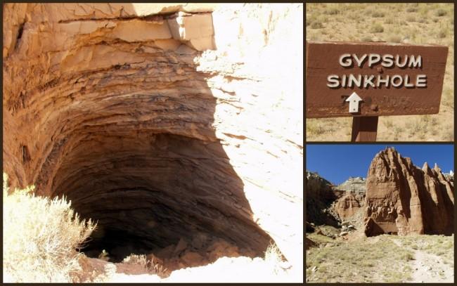 Gypsum Sinkhole #1