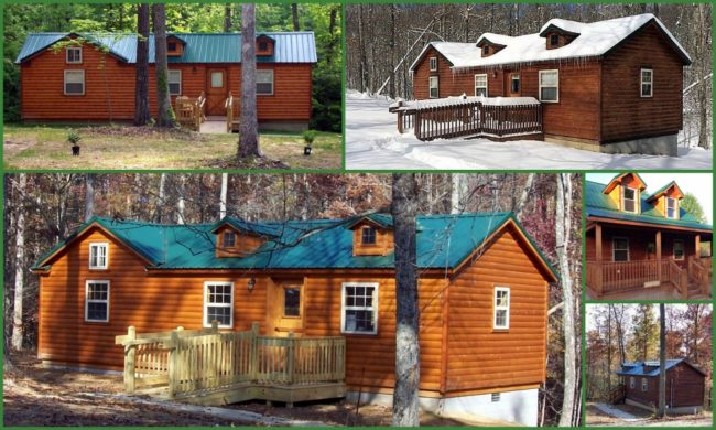 Western Traveler Org Hickory Cabins Store Mammoth Cave Kentucky